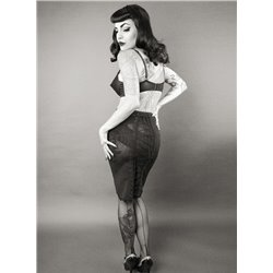 BP031 Bettie Page Skirt