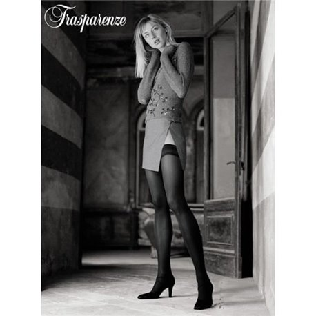 TRASPARENZE lycra Hold ups Valentina