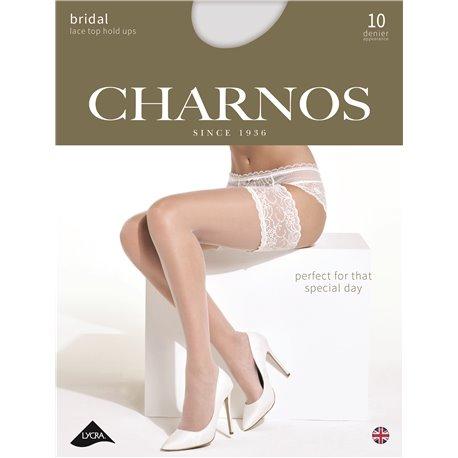 CHARNOS Bas jarretière Mariage