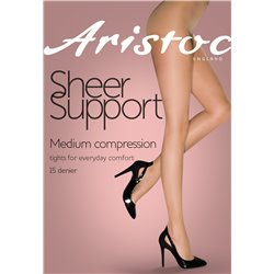 ARISTOC Collant 15 Denier Medium Support Tights