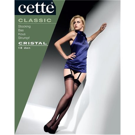 Stocking CETTE CRISTAL