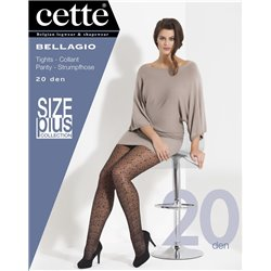 CETTE Collant BELLAGIO Size Plus