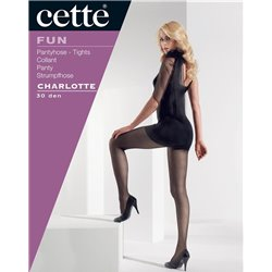 CETTE Polka Tight CHARLOTTE Size Plus
