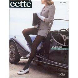 CETTE Collant QUEBEC semi-opaque Satiné