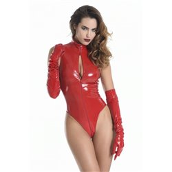 Body Manon Vinyle Rouge T14 Patrice CATANZARO