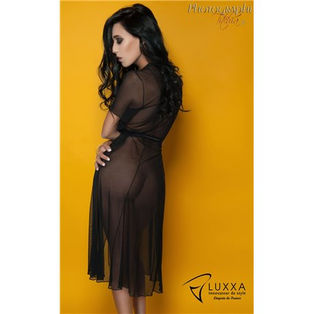 LUXXA CACHOU DESHABILLE Long Noir