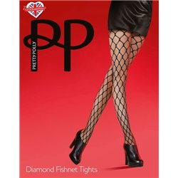 PRETTY POLLY Jumbo Net Tights