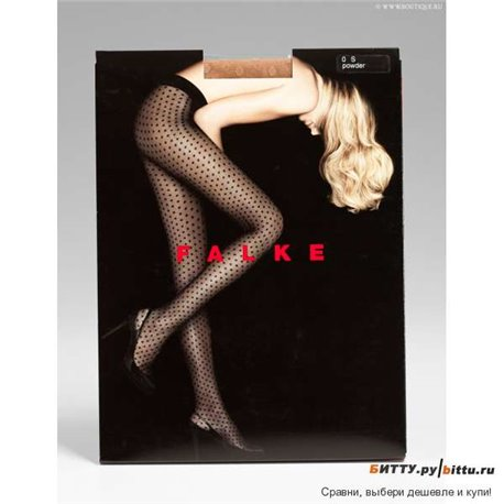 FALKE Tights with dots