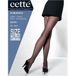 CETTE Seam Plus Size  Tights VIENNA