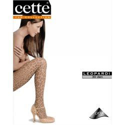 Collant LEOPARDI Cette