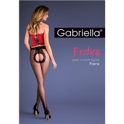GABRIELLA Open tights Erotica FIERA