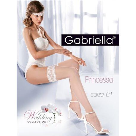 GABRIELLA Bas Autofixant Mariage Princessa