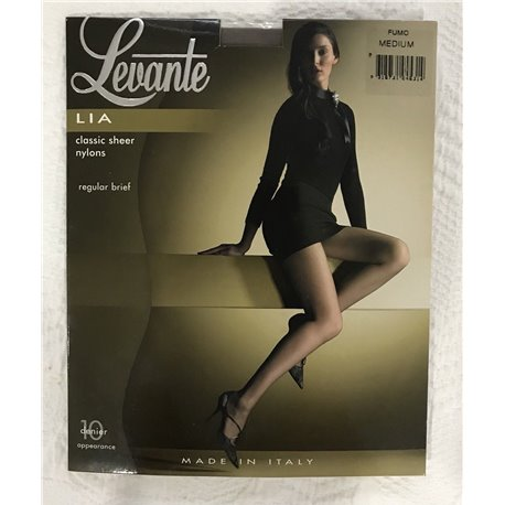 LEVANTE Collant satin opaque