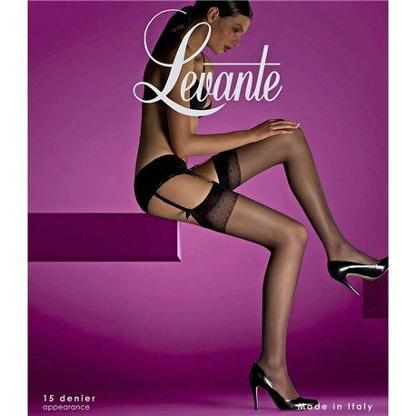 LEVANTE soft matte lycra Stockings VANESSA
