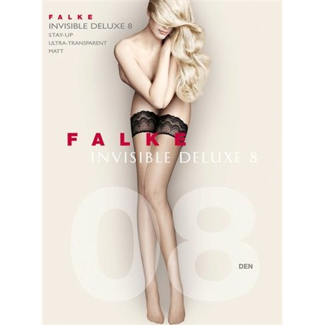 FALKE Bas Autofixant Invisible Deluxe 8