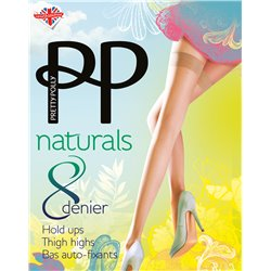 PRETTY POLLY Bas Top Naturals ASY2