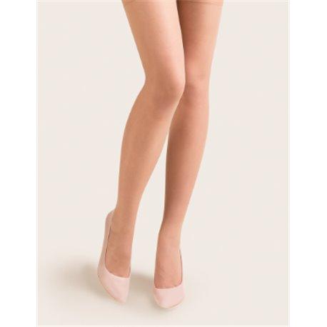 GABRIELLA CHER sheer BEIGE  stockings Size plus