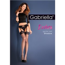 GABRIELLA Ensemble Jarretelles SHADOW