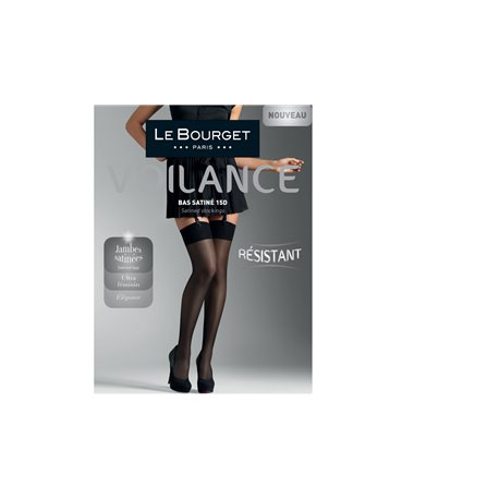LE BOUGET Voilance 15 Stockings Limted Editions