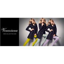 VENEZIANA - Satin 40 colors semi-Opaque tight