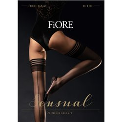 FIORE lycra Hold ups Femme Fatale