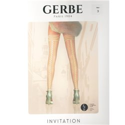 GERBE Stay-ups  INVITATION