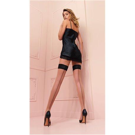 Bas Top couture JESSY Trasparenze